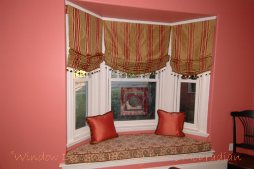 Tangerine Tango Walls and Pillows
