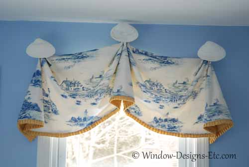 Lighthouse window treatment