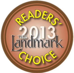 Landmark Reader's Choice 2013