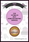 Thank you for voting Window Designs Etc. best home decorating services in the 2013 Landmark Reader's Choice
