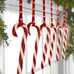 Candy canes make great window treatments! WindowDesignsEtc.com Please come take a look at more ideas http://wp.me/p2RXdv-vv