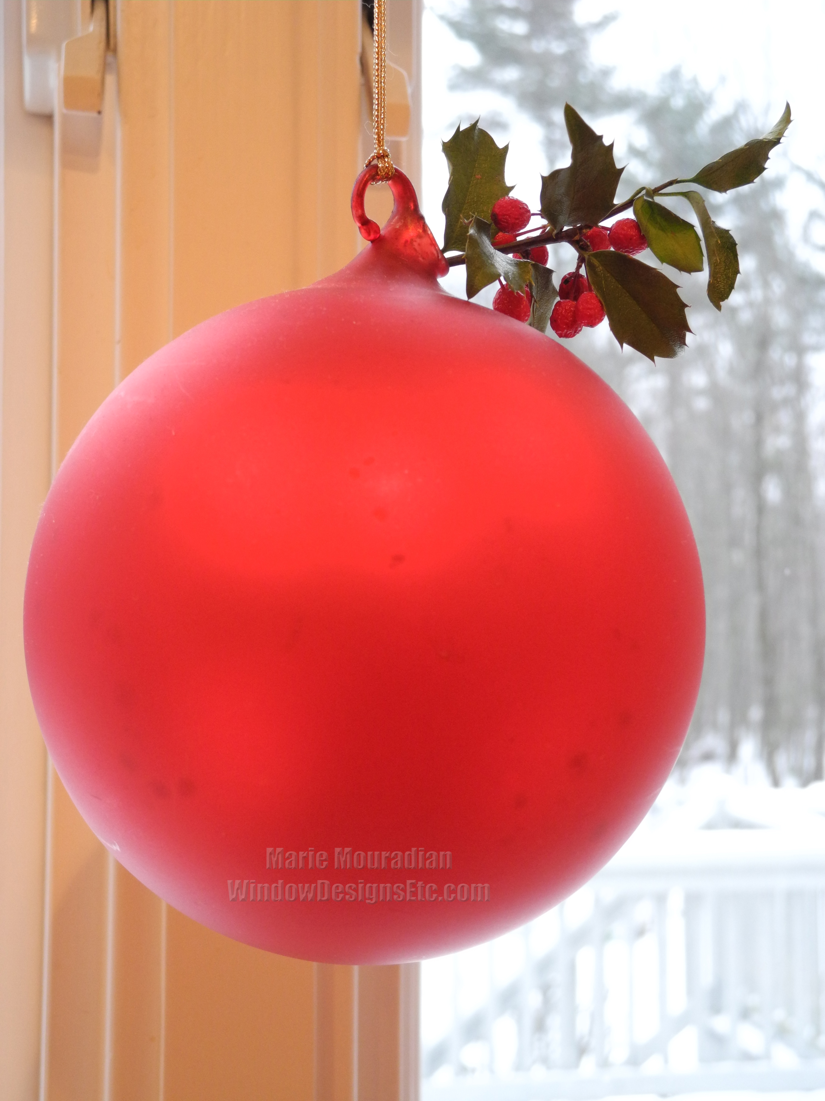 Kitchen Ornament Holiday Window Ideas Part 3 Of 3
