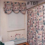 Throwback Thursday – A Design Blast From The Past – Fabric Inspired Mural