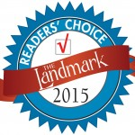 Window Designs Etc. awarded Best Home Decorating Services by The Landmark Readers' Choice