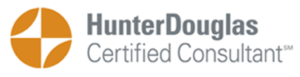 Window Designs Etc. by Marie Mouradian has accomplished the distinction of being a Hunter Douglas Certified Consultant in 2017