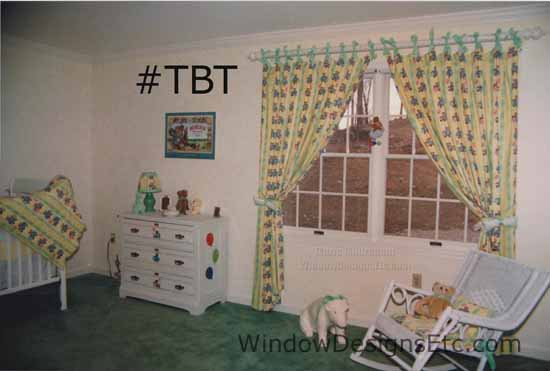 Timeless nursery design from the early 90s a tbt for 90s room design