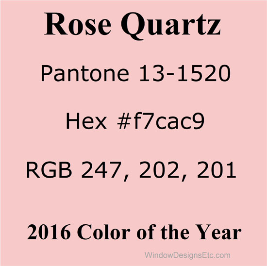 Rose Quartz And Serenity Blue 2016 Colors Of The Year