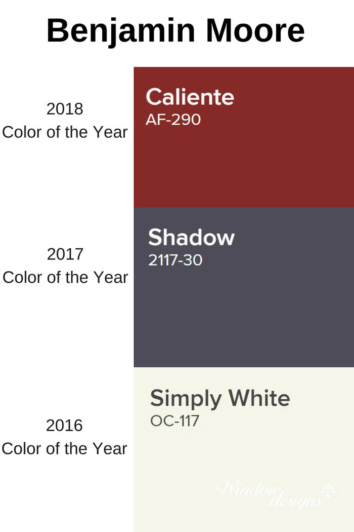 Benjamin moore color combinations 2018 my blog for Exterior paint color trends 2017